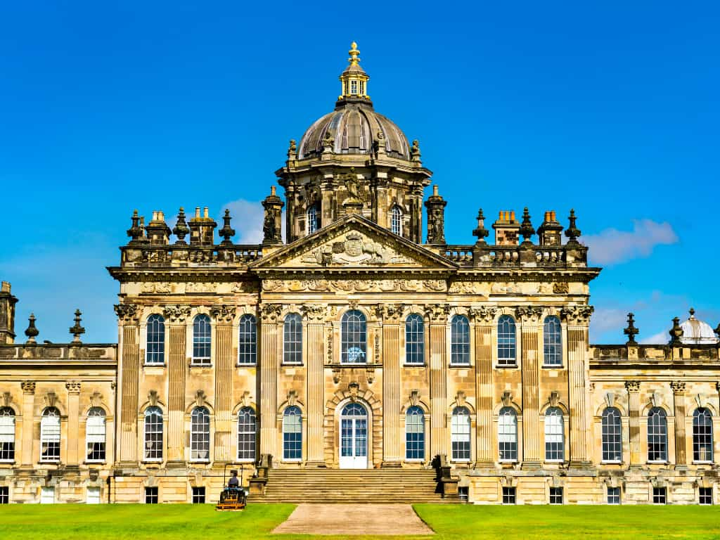 Castle Howard North Yorkshire