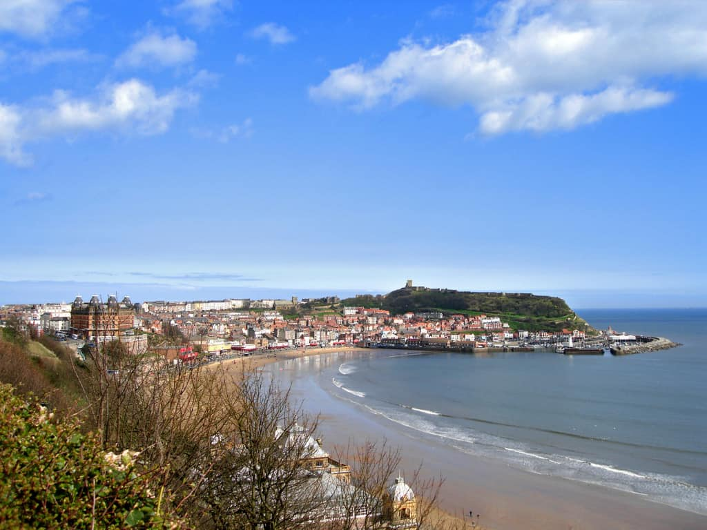 Scarborough Beach North Yorkshire