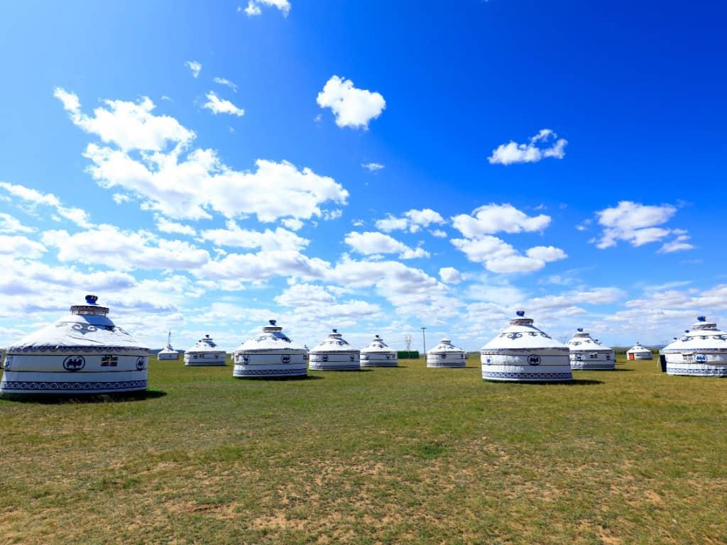 yurt holidays